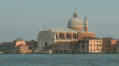 Stock Video Footage of Venice Skyline in Venice, Italy