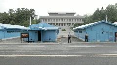 JSA Korea Stock Footage