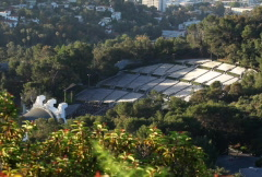 Hollywood Bowl 01 NTSC Stock Footage