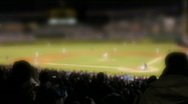 Excited Crowd Stock Footage