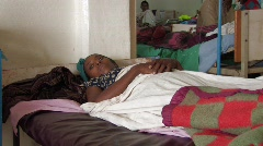 Stock Video Footage of Ethiopia: Woman in Hospital