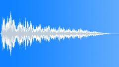 meteor impact - sound effect