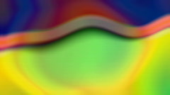 Colorful video art - stock footage