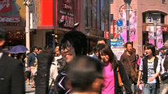 Tokyo Street 05 Stock Footage