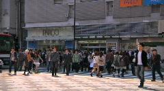 Tokyo Street 08 Stock Footage