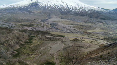Mt St Helens Stock Footage