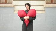 Valentine's Date Stock Footage