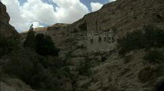 Stock Video Footage of Monastery timelapse