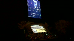 Echocardiogram 1 Stock Footage