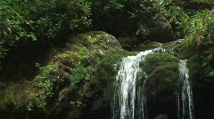 Grotto Falls 8 Stock Footage