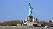 Statue of Liberty Stock Footage
