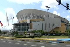Puerto Rico Coliseum Jose Miguel Agrelot 3  Stock Footage