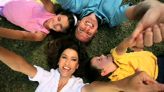Family Togetherness Stock Footage