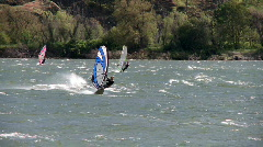 Windsurfing Stock Footage