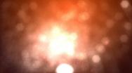 Blurry particle loop Stock Footage