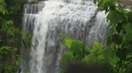 Webster Falls Stock Footage