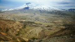 Mt. St. Helens Stock Footage