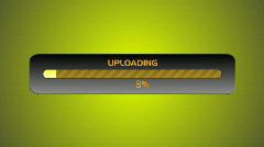 Upload04 Stock Footage