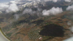 Salt Lake City Aerial - 04 Stock Footage