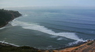 Surf cove timelapse Stock Footage