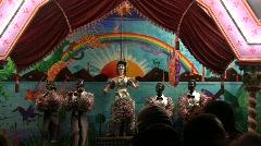 Automaton Cuban Orchestra - stock footage