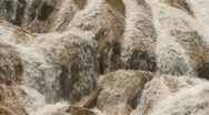 Waterfall jungle: Agua Azul Stock Footage