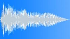 Laser pressure blast Sound Effect