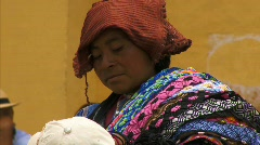 San cristobal sellers2 Stock Footage