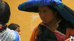San cristobal sellers petra1 Stock Footage