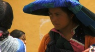 Stock Video Footage of san cristobal sellers petra1