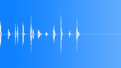 Old radio countdown - 10 to 0 - british female voice Sound Effect