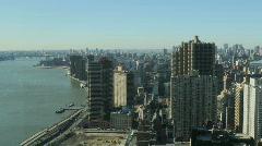 New York Time Lapse Manhattan Day Stock Footage