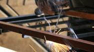 Stock Video Footage of Welding