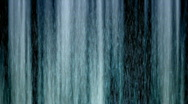 Water curtain Stock Footage