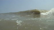 Stock Video Footage of Waves