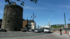 Waterford City Stock Footage
