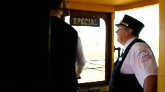 Train Ride 3 - stock footage