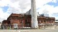 Old Industrial Buildings 1 HD Footage