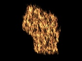 Wisconsin on Fire Stock Footage
