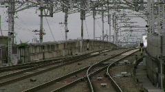 Shinkansen Stock Footage