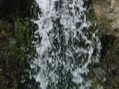 Waterfalls ZC HS02 Slow Motion x7 Loop Stock Footage
