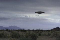 UFO 10 ntsc Stock Footage