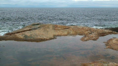 Atlantic water textures Stock Footage