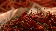 Indian spices Stock Footage