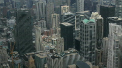 Chicago Cityscape 02 - stock footage