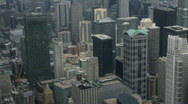 Stock Video Footage of Chicago Cityscape 02