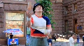 Street juggler Footage