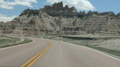 Badlands Drive Arkistovideo