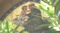 Saint Antoine Church    Full HD 1080p Stock Footage