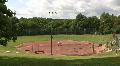 Suburban Baseball Field Footage